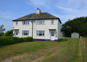 Thumbnail 3 bed semi-detached house for sale in Grimston Lane, Trimley St. Martin, Felixstowe