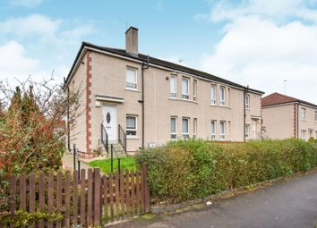 Thumbnail 2 bed flat for sale in Glencorse Street, Glasgow