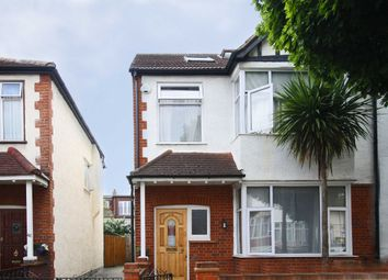 Thumbnail 4 bed property to rent in Clitherow Avenue, London
