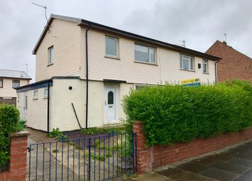 Thumbnail 3 bed semi-detached house for sale in 24 Deneside, Spennymoor, County Durham