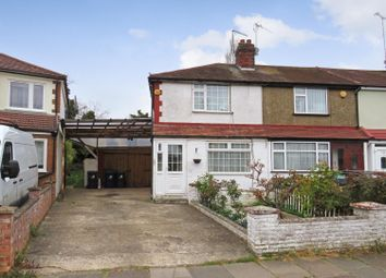 Thumbnail End terrace house for sale in Empire Road, Perivale, Greenford, Middlesex