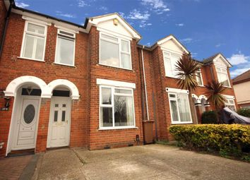 Thumbnail 3 bedroom terraced house for sale in Felixstowe Road, Ipswich