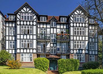 Thumbnail 3 bed flat for sale in Langbourne Avenue, London
