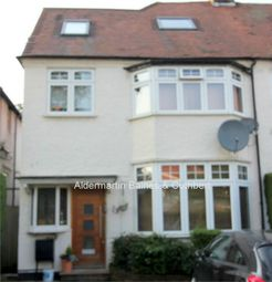 Thumbnail 6 bed semi-detached house to rent in West Avenue, London