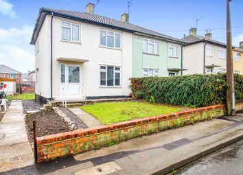 Thumbnail 3 bed semi-detached house for sale in Hazel Road, Edlington, Doncaster
