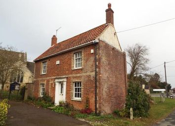Thumbnail 3 bed detached house for sale in East Rudham, King's Lynn, Norfolk
