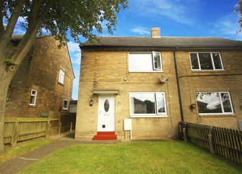 Thumbnail 2 bed semi-detached house for sale in The Close, Seghill, Northumberland