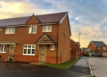 Thumbnail 3 bed end terrace house for sale in Nairn Road, Lancaster, Lancashire