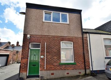 Thumbnail 2 bed end terrace house for sale in Carnegie Street, Grangetown, Sunderland, Tyne And Wear