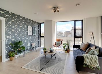 Thumbnail 3 bed flat for sale in New Garden Quarter, Penny Brookes Street, London