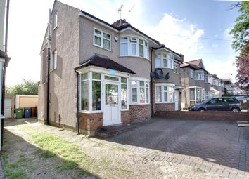 Thumbnail 4 bed semi-detached house for sale in Kenmore Avenue, Kenton, Harrow