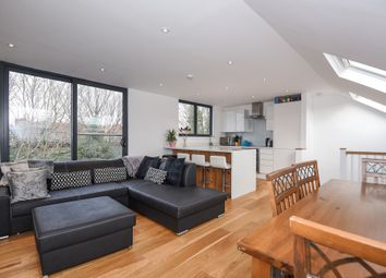 Thumbnail 3 bed flat for sale in Merton Avenue, London