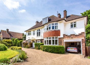 5 bed detached house for sale in Grange Road, Bushey, Hertfordshire WD23