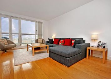 Thumbnail 2 bedroom flat to rent in Eaton House, Canary Wharf