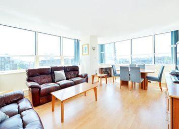 Thumbnail 3 bed flat to rent in Marylebone Road, London