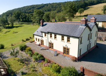 Thumbnail 4 bed detached house for sale in Pumsaint, Nr Lampeter, Carmarthenshire