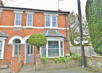 Thumbnail 3 bedroom end terrace house for sale in Egbert Road, Winchester, Hampshire