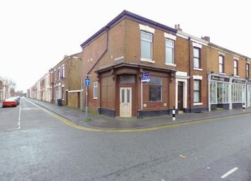 Thumbnail 4 bedroom end terrace house for sale in Meadow Street, Preston, Deepdale, Lancashire