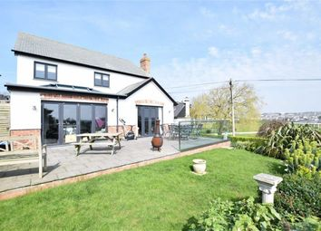 Thumbnail 4 bedroom detached house for sale in Lynstone, Bude, Bude