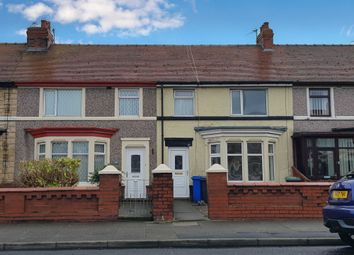 Thumbnail 3 bed terraced house to rent in Hatfield Avenue, Fleetwood, Lancashire FY77Dz