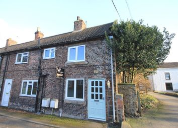 Thumbnail 2 bed end terrace house for sale in The Green, Brompton, Northallerton