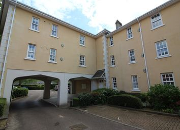 Thumbnail 2 bedroom flat for sale in Monk Street, Abergavenny