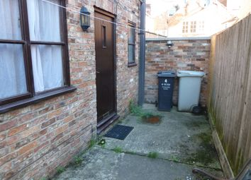 Thumbnail 1 bed end terrace house to rent in Mawers Yard, Kidgate, Louth