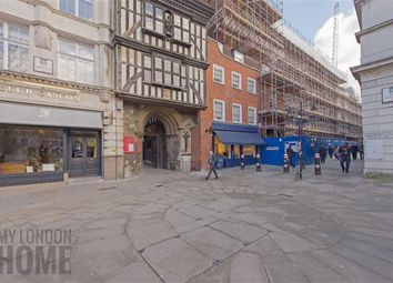 Thumbnail 2 bed flat for sale in Barts Square, Clerkenwell, London