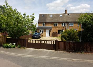 Thumbnail 4 bed semi-detached house for sale in Tackley, Oxfordshire