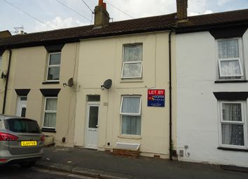 Thumbnail 2 bed flat to rent in Arden Street, Gillingham, Kent.
