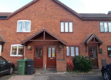 Thumbnail 2 bed terraced house to rent in Leeds Avenue, Warndon Villages, Worcester