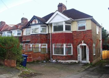 Thumbnail 3 bed semi-detached house for sale in Cool Oak Lane, London