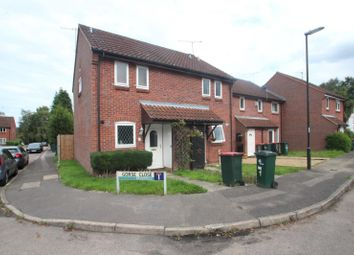 Thumbnail 2 bed end terrace house to rent in Gorse Close, Crawley