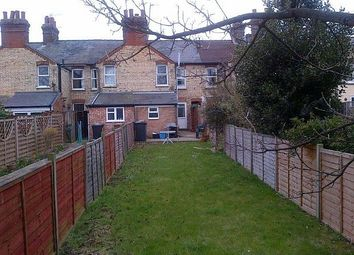 Thumbnail 2 bedroom terraced house to rent in Ickleford Road, Hitchin, Hertfordshire