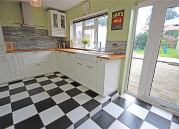 Thumbnail 5 bed semi-detached house for sale in Brockhurst Avenue, Burbage, Leicestershire