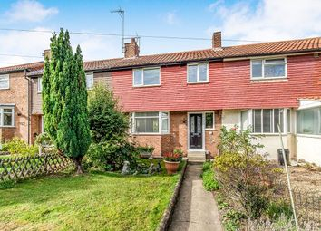 Thumbnail 3 bed terraced house for sale in St. Williams Way, Rochester