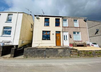 Thumbnail 3 bed semi-detached house for sale in 30 New Road, Cilfrew, Neath