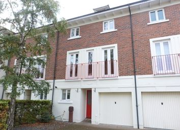 Thumbnail 3 bedroom town house to rent in Charter Place, Worcester