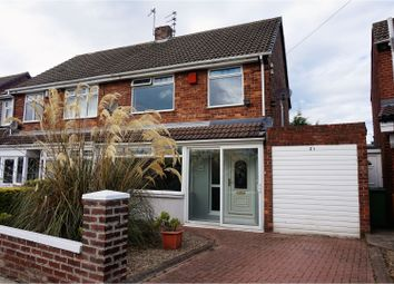 Thumbnail 3 bed semi-detached house for sale in East Boldon Road, Cleadon Village