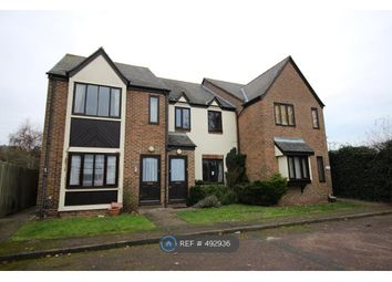 Thumbnail 1 bed flat to rent in Old Park Road, Hitchin