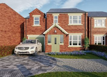 Thumbnail 4 bed barn conversion for sale in Byron Avenue, Sprotbrough Road, Doncaster