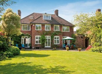 Thumbnail 7 bed detached house for sale in Denewood Road, London