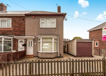 Thumbnail 2 bed end terrace house for sale in Essex Crescent, Billingham