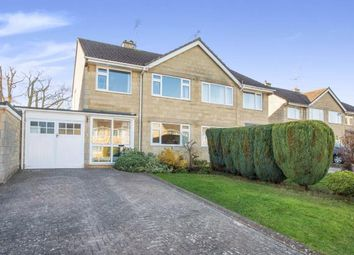 Thumbnail 3 bedroom semi-detached house for sale in Courtfield, Tetbury, Gloucestershire