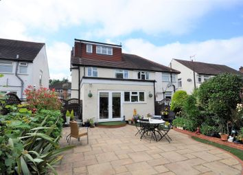 Thumbnail 4 bed semi-detached house for sale in Southfield Avenue, Watford