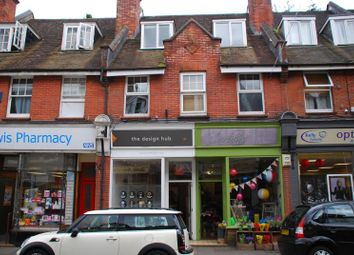 Thumbnail 1 bed flat to rent in Brockenhurst, Hampshire