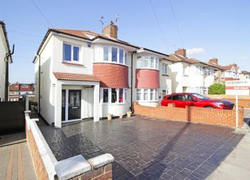 Thumbnail 3 bed semi-detached house for sale in Westwood Lane, Welling