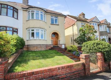 Thumbnail 5 bed semi-detached house for sale in Hangleton Road, Hove, East Sussex