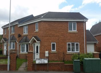 Thumbnail 3 bed semi-detached house to rent in Stanley Road, Wolverhampton