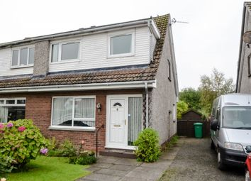 Thumbnail 3 bed semi-detached house for sale in Greycraigs, Dunfermline